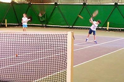corsi tennis junior