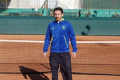 andrea gurioli istruttore tennis poggetto