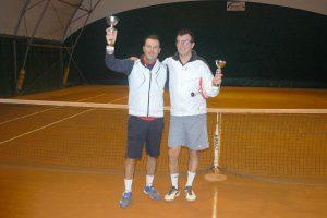 Da sinistra: Filippo Iandelli e Rodolfo Belli