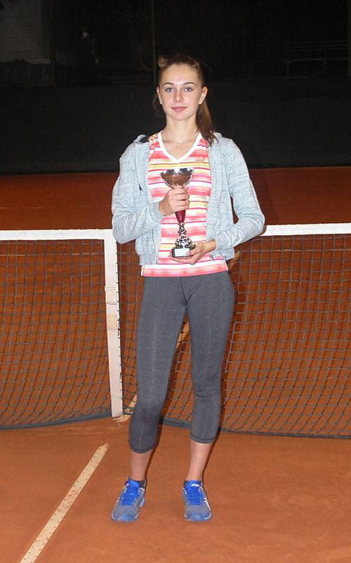Elisa Angiolini - II classificata Tab. femminile