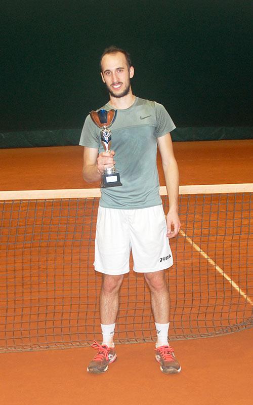 Nicola Fani - I classificato Tab. maschile