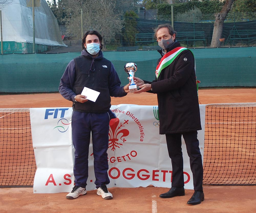 1 Class. Filippo Calamai (CT Carraia)