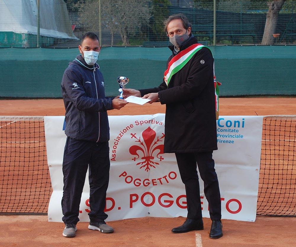3 Class. Enrico Iannoli (ASD Poggetto)